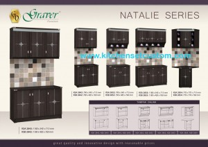 Kitchen Set Natalie Series