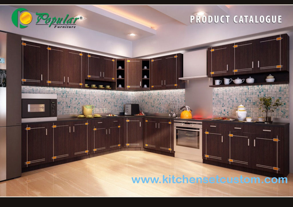 Kitchen Sets Black Lotus Series