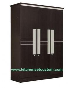 Lemari Pakaian 3 Pintu LP 9297