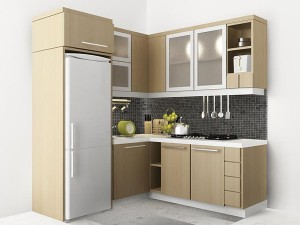 memilih kitchen set
