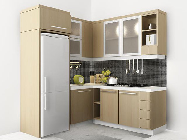 Tips memilih kitchen set furniture custom interior design for Kitchen set yang baik