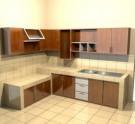 Kitchen Set Custom 3