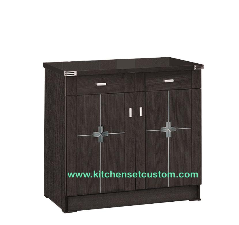 Kitchen Set 2 Pintu KSB 2852 Graver Furniture