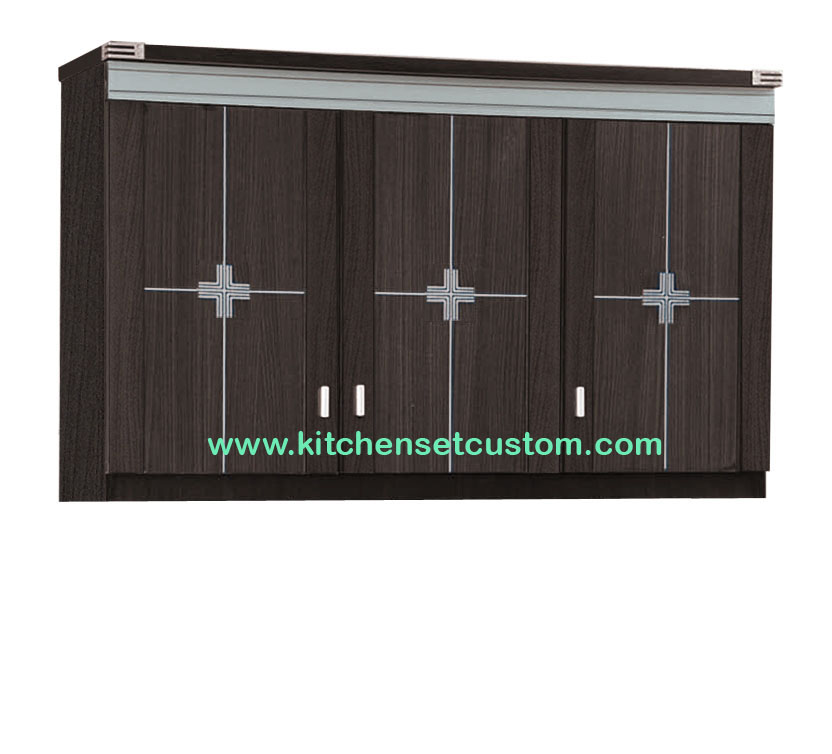 Kitchen Set 3 Pintu KSA 2843 Graver Furniture