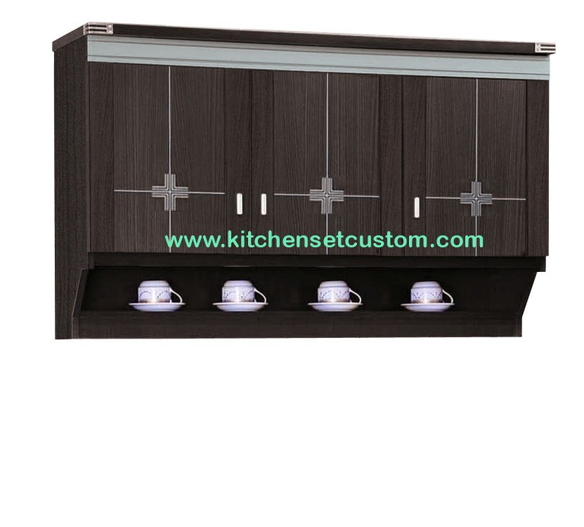Kitchen Set 3 Pintu KSA 2853 Graver Furniture