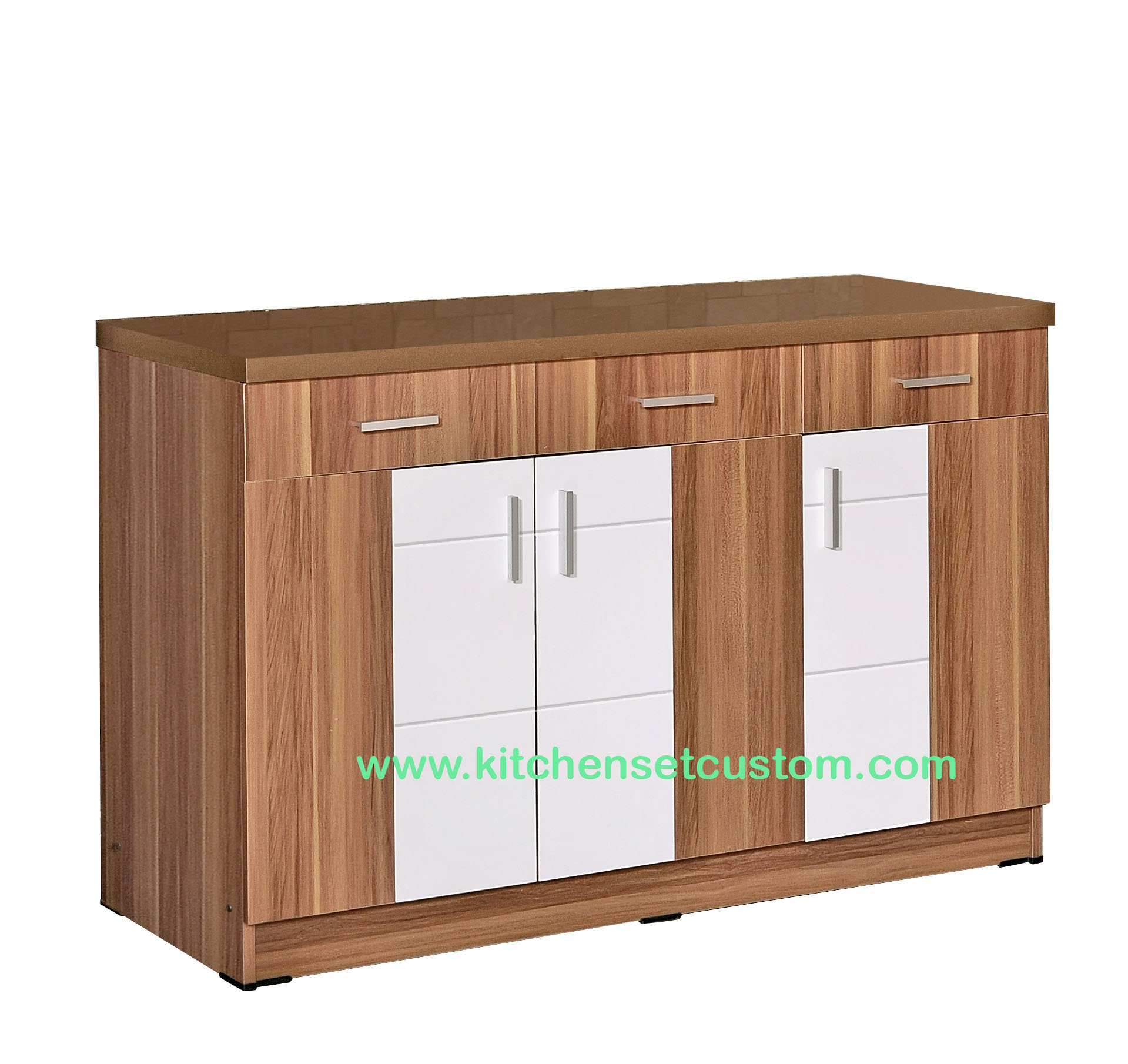 Kitchen Set 3 Pintu KSB 2753 Graver Furniture