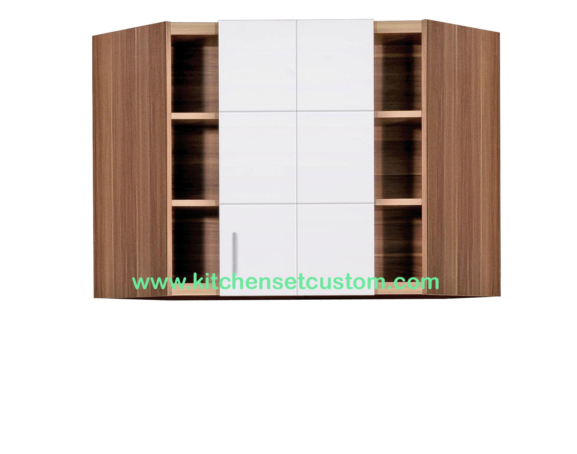 Kitchen Set Sudut KSA 2751 Graver Furniture