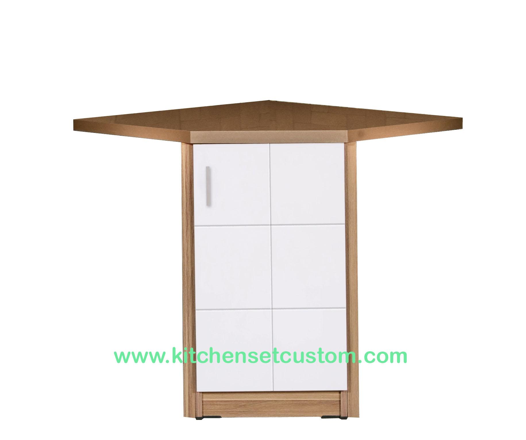 Kitchen Set Sudut KSB 2751 Graver Furniture