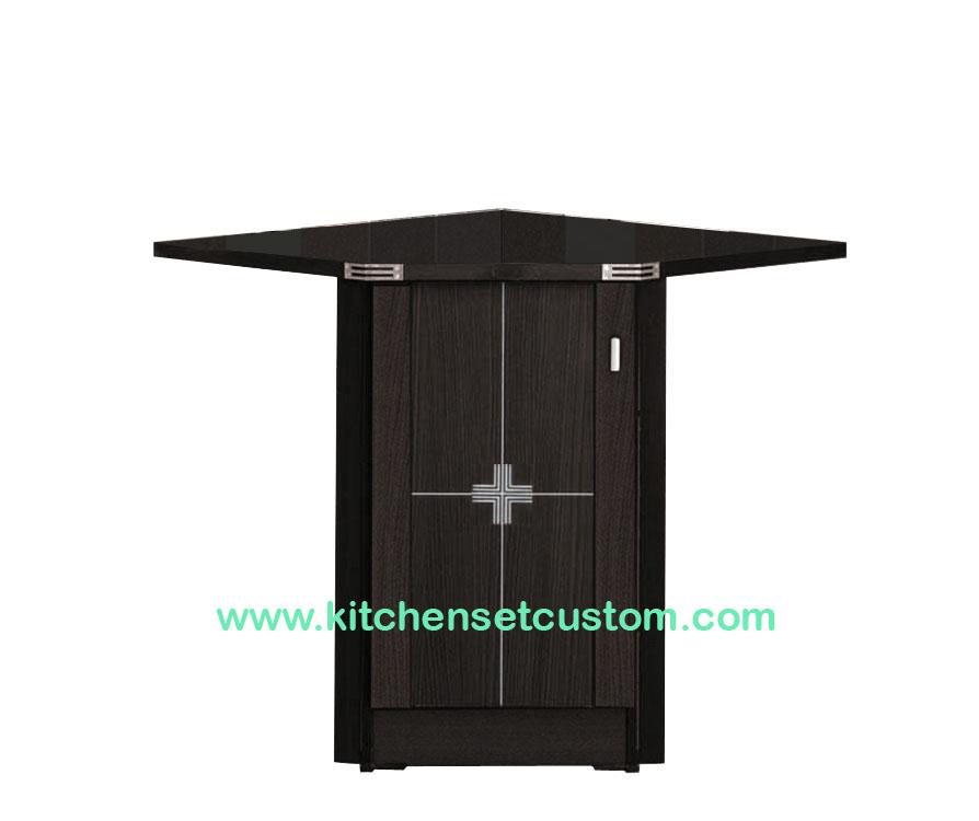 Kitchen Set Sudut KSB 2854 Graver Furniture