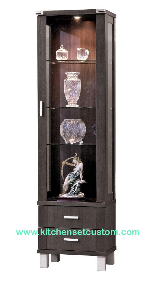 Lemari Display LH 2861 Graver Furniture