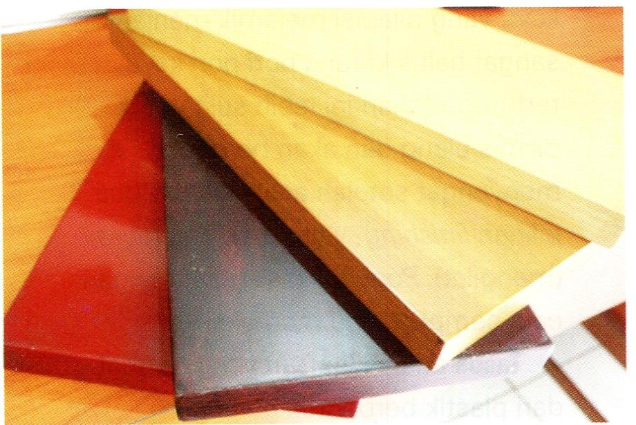 Material Finishing Melamik