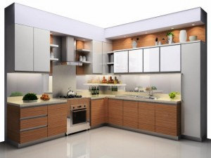 Kitchen Set Custom