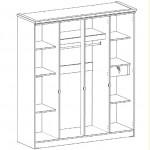 Naturalis Furniture LP 2699