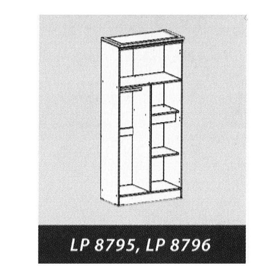 Naturalis Furniture Tampak Dalam LP 8796