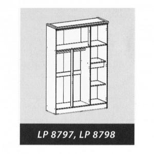 Naturalis Furniture LP 8798